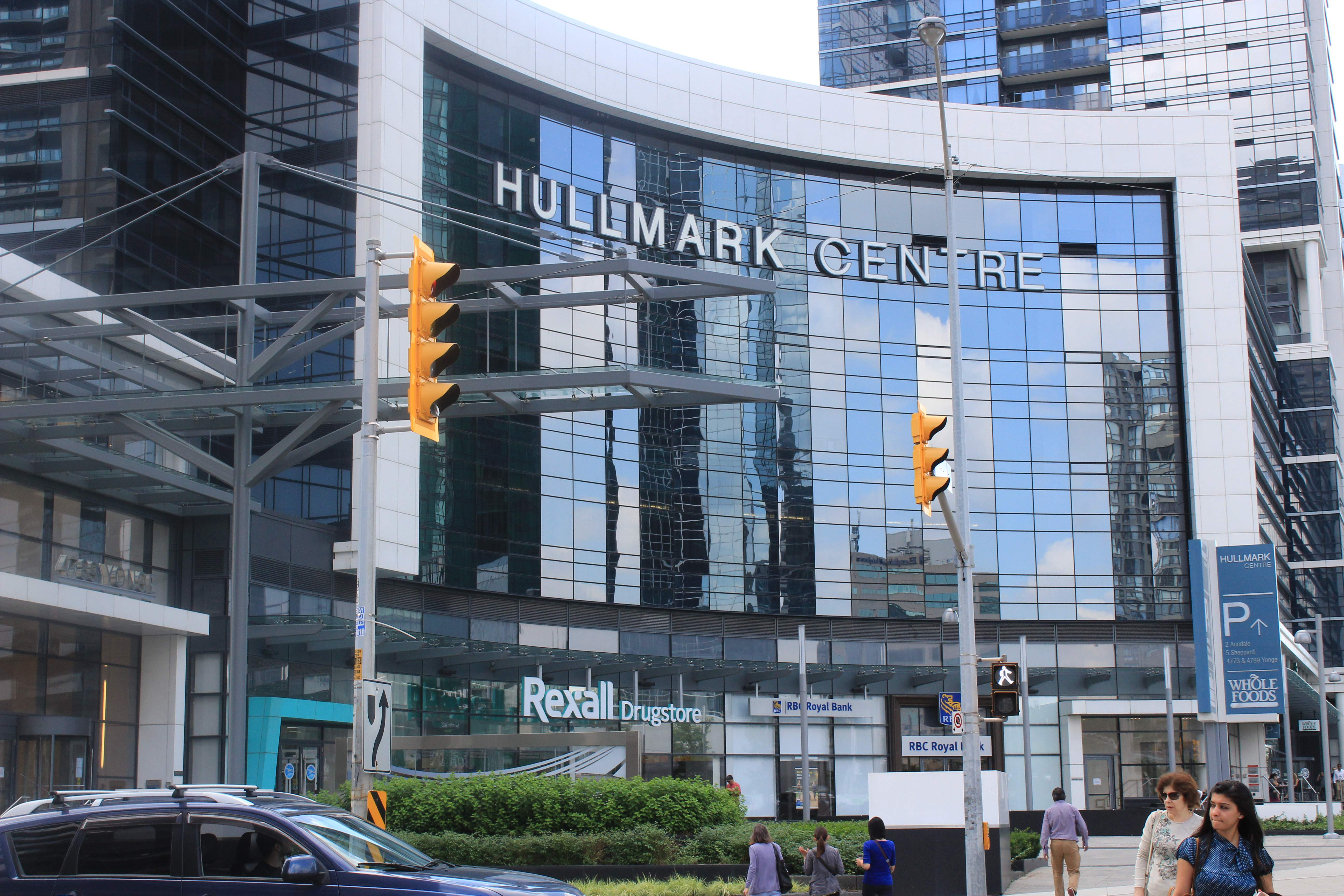 Hullmark at 5 Sheppard Ave East | Condos for Rent