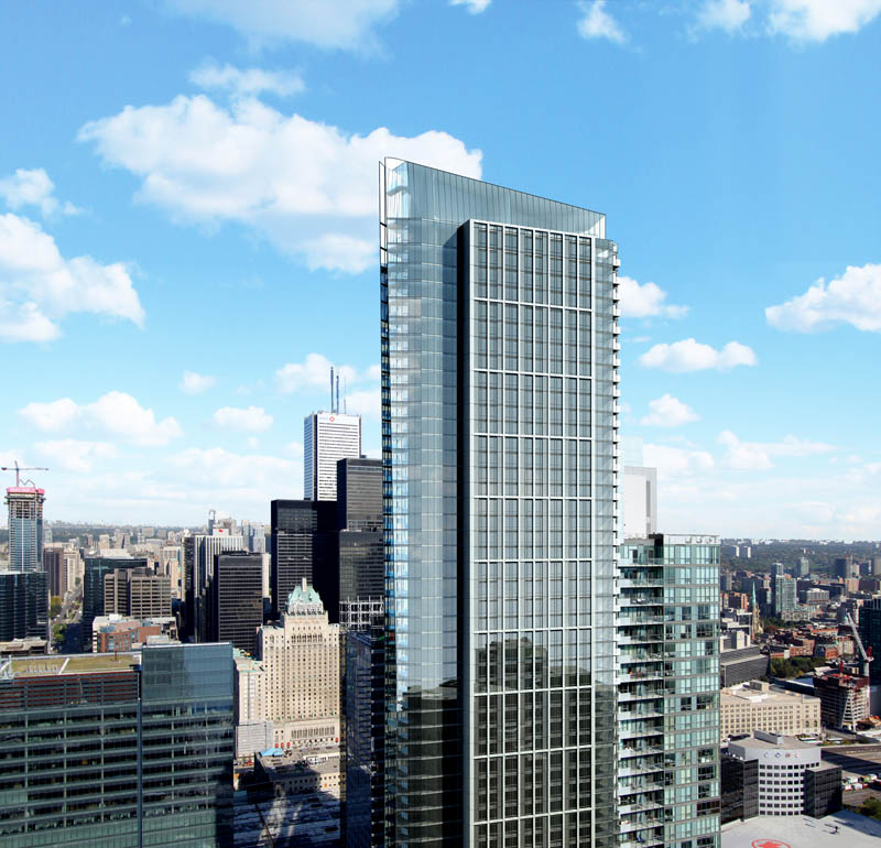 Condo Rental New York: TEN YORK At 10 York Street